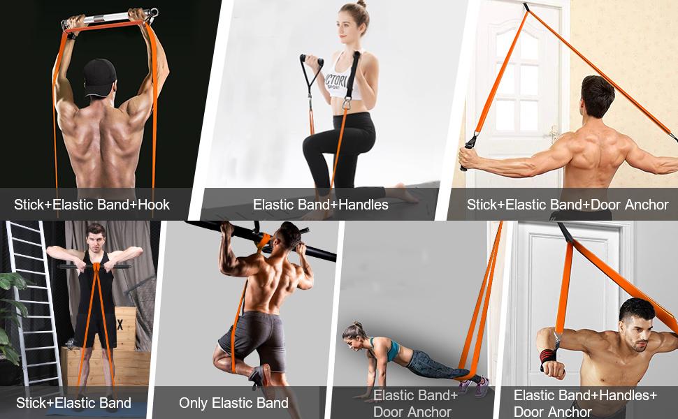 Fitnessapparatuur voor thuis buiktrainer evenwicht beenpers
