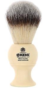 KENT Silvertex BK8S Shaving Brush