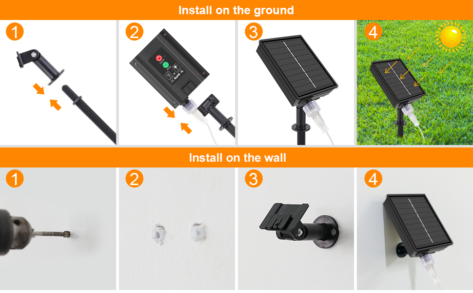 2 installation methods