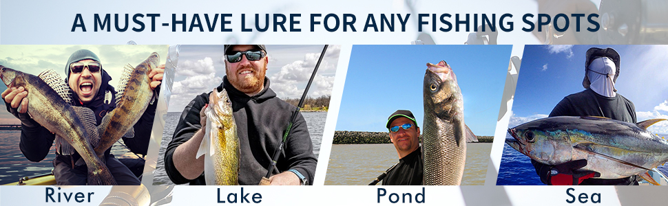lures for bass