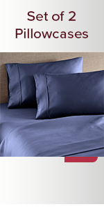 HC Collection Set of 2 Pillowcases