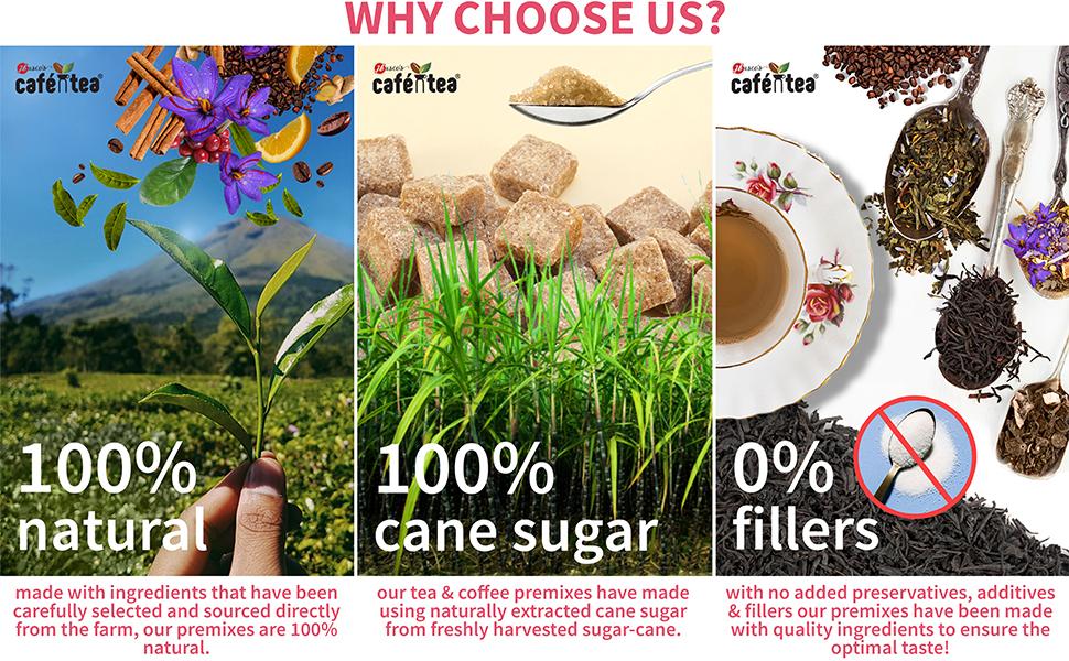 natural tea coffee powder premix instant healthy immunity