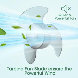 turbine fan blade