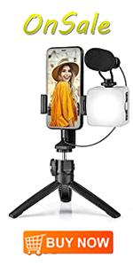 Vlog Kit fot Smartphone