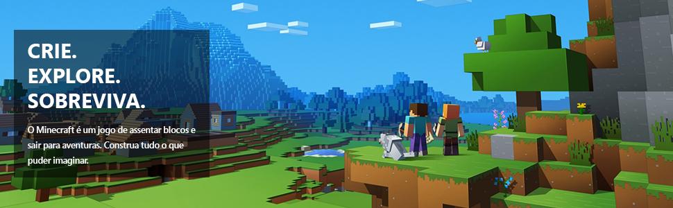 minecraft, xbox, jogo xbox, xbox one, xbox series