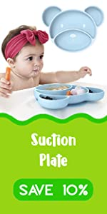 Baby Suction Plate save 10%