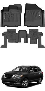 floor mats Nissan Pathfinder
