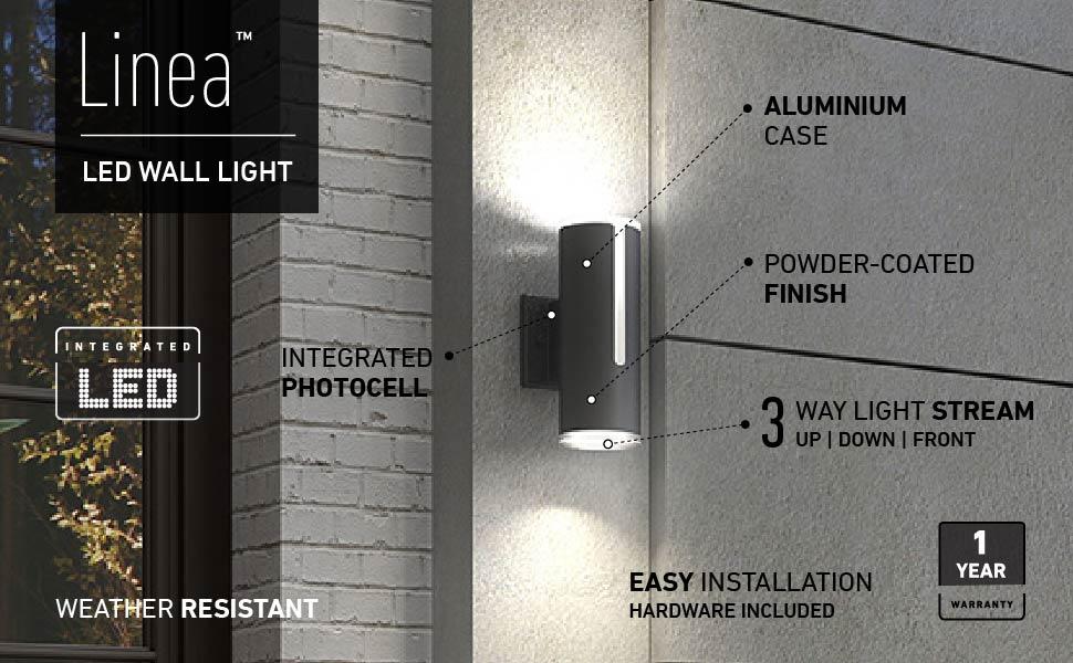 Linea LED outdoor Light