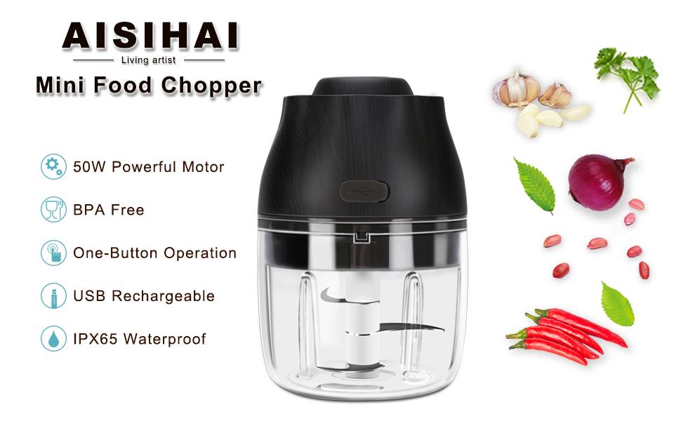 Mini Food Chopper Electric