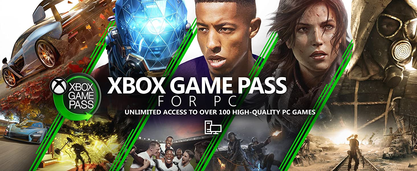 30-days of Xbox Game Pass for PC on Us