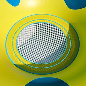 Intermediate fabric mesh