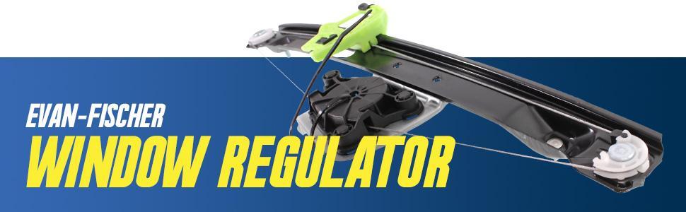 Aftermarket Replacement Window Regulator