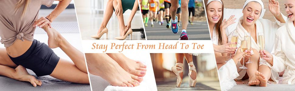 Stay Perfect From Head tTo Toe