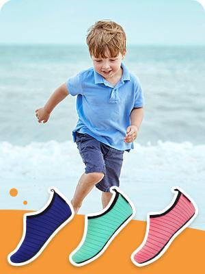 kids aqua socks