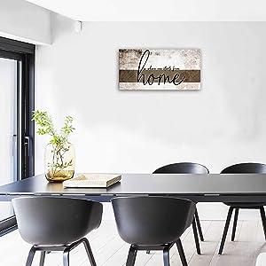 home art for dinning room decor