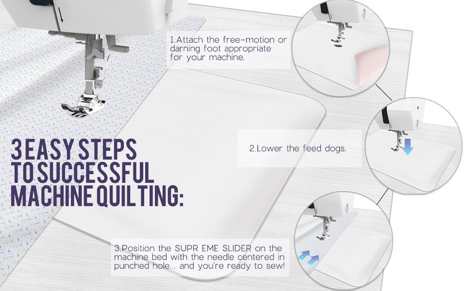 supreme slider for freemotion quilting supreme slider for quilting slider mat for quilting