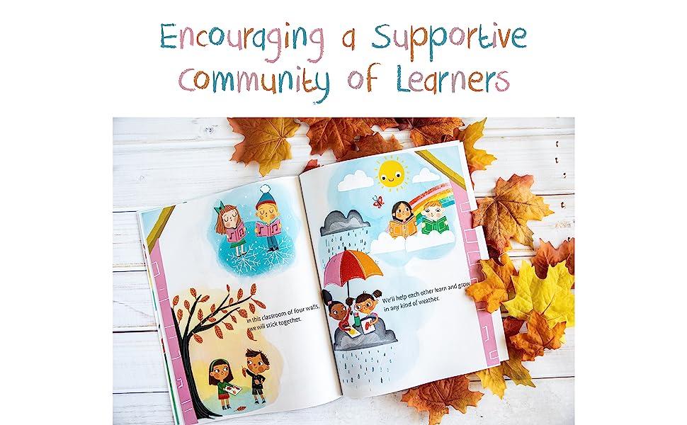 learning community classroom decorations teacher teaching school supplies class books