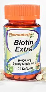 Biotin Extra 10000 mcg