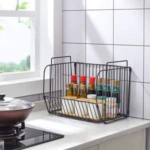wire baskets for kitchen