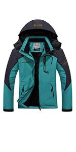 donhobo womens jackets