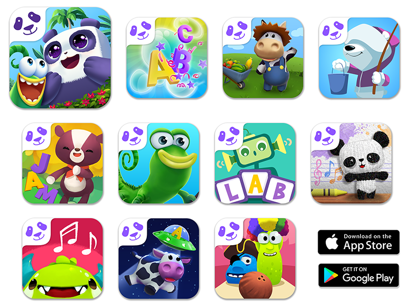 Square Panda is an educational toy that helps kids learn to read using multisensory play.