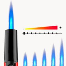 Adjustable Blue Flame