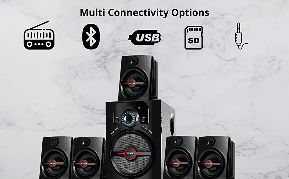 multi connectivity options