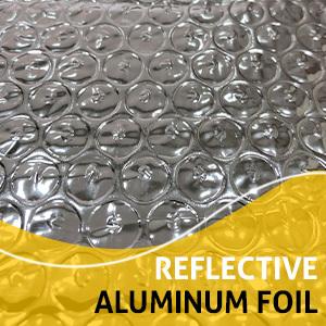aluminum foil for sunshade