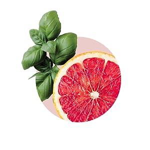 Grapefruit Basil