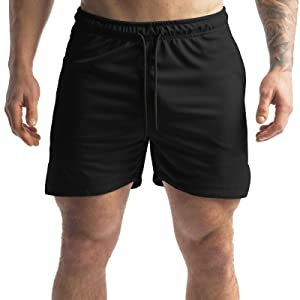 running shorts for men with pockets