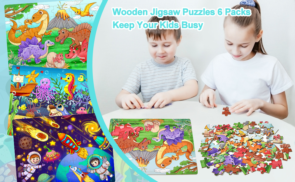 jigsaw puzzles, puzzles for kids