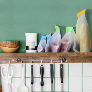 reusable silicone bags for food storage