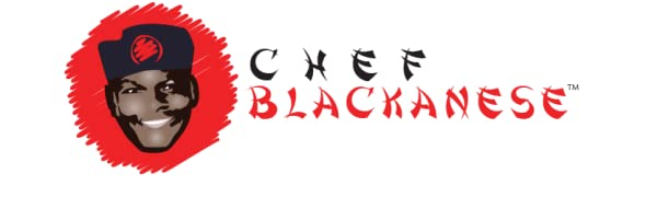 Chef Blackanese logo and images