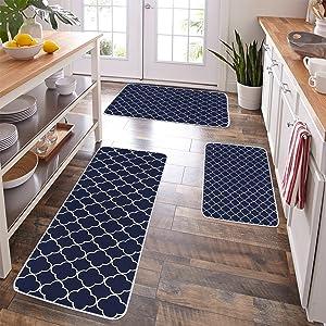 kitchen rugs set