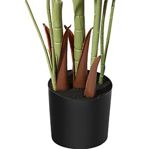 artificial palm plant