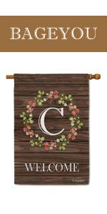 letter flag
