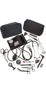 Nurse kit with tuning forks