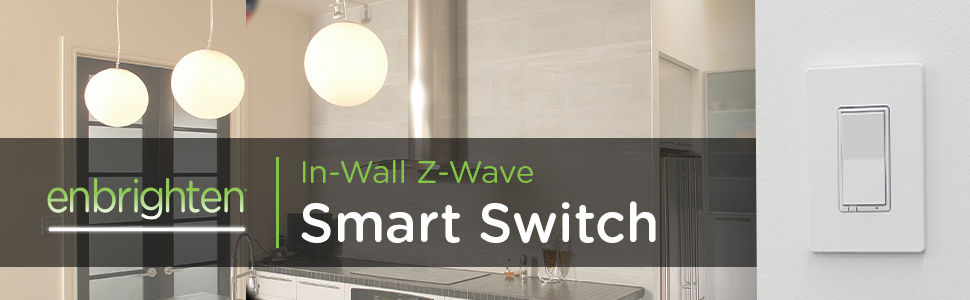 zwave smart switch paddle quickfit simplewire easy smaller home automation lights lighting