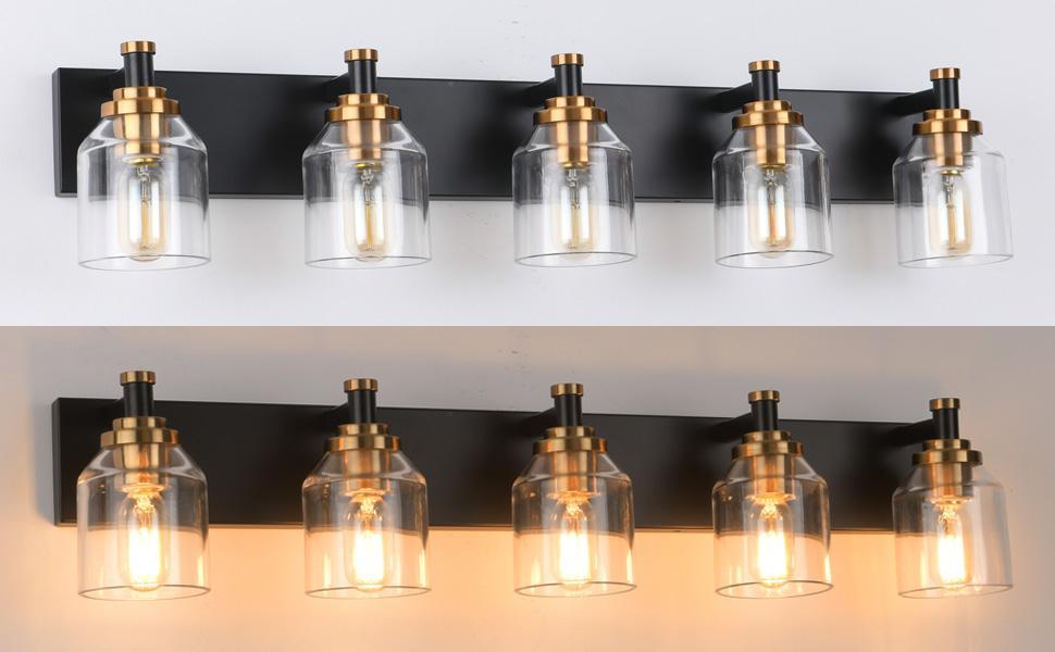 vanity lights for bathroom
