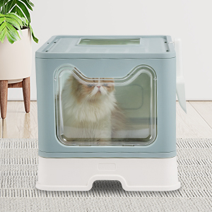 safe and comfortable cat litter box