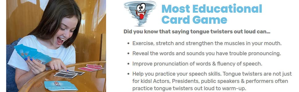 Educational Card Game