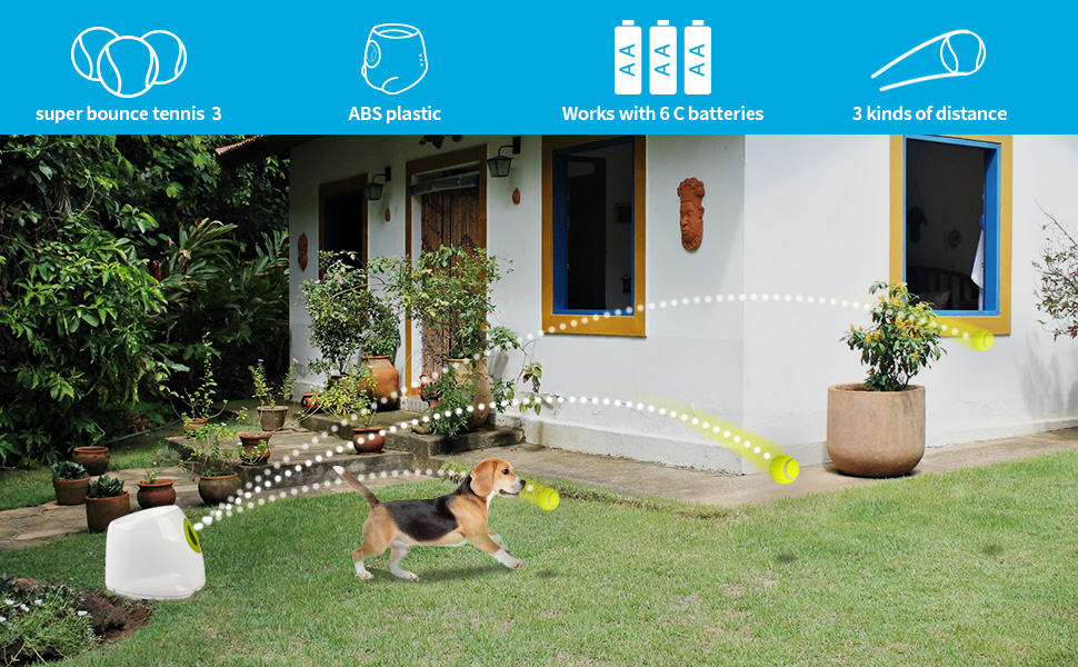 AFP Automatic Ball Launcher