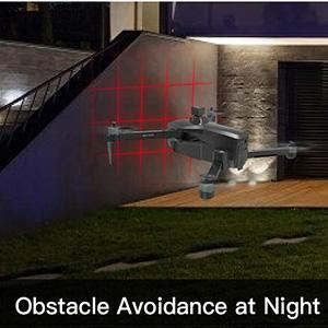 drones with Obstacle Avoidance