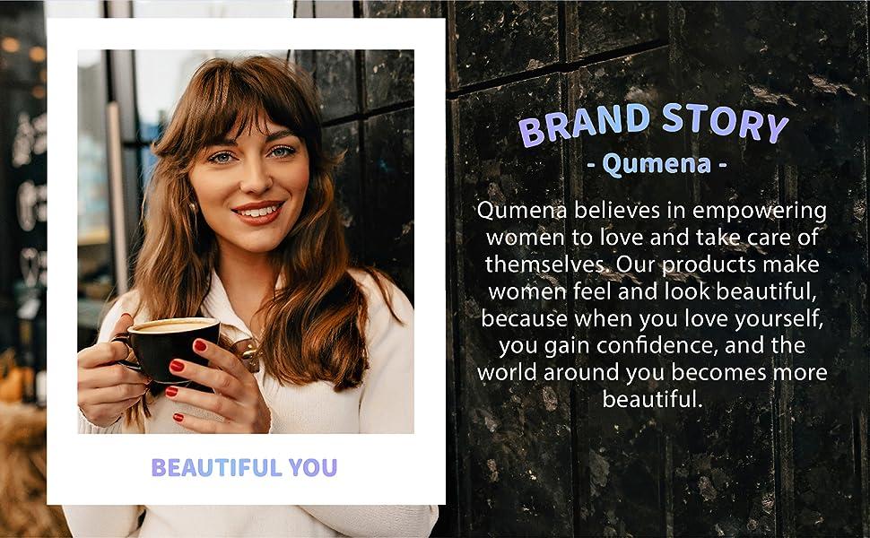 Hair rollers QUMENA brand story
