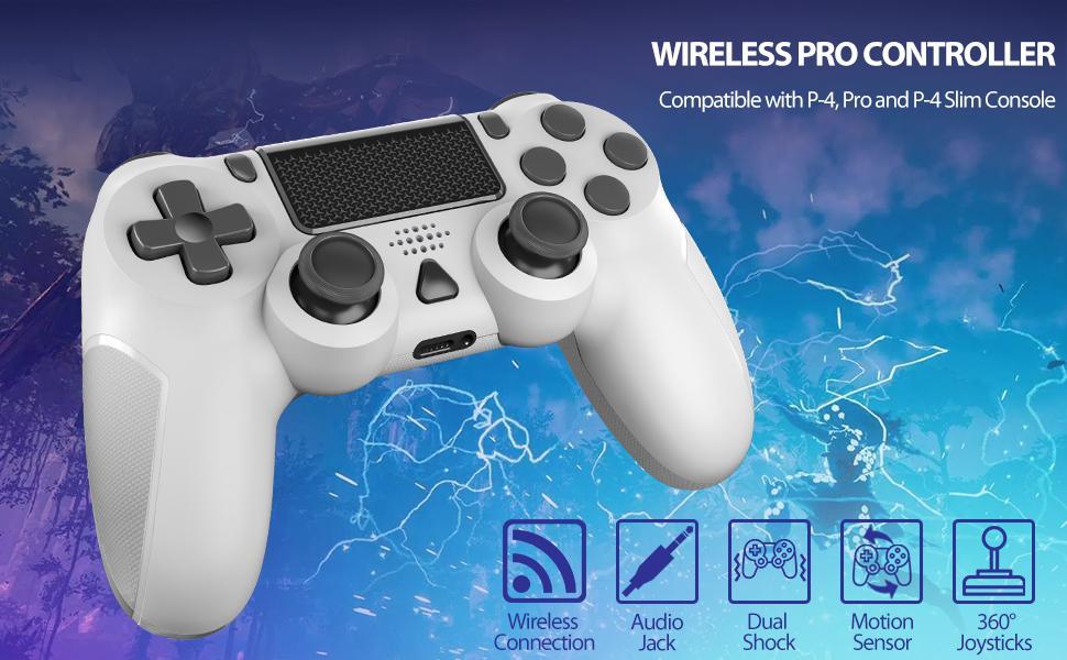 Wireless P-4 Pro Controller