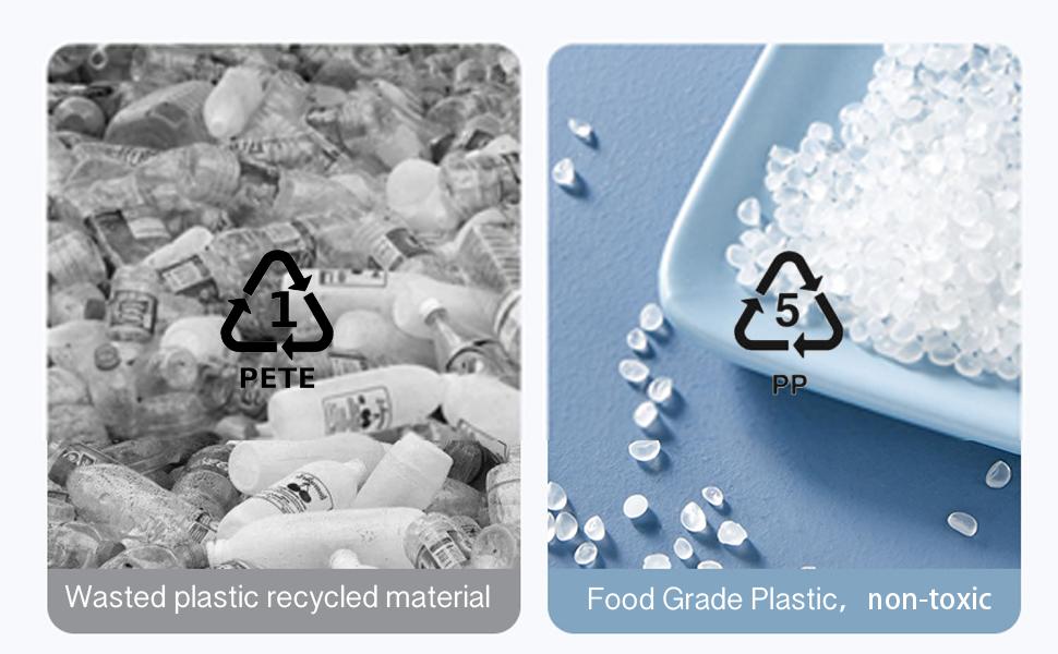 food grade plastic, non toxic