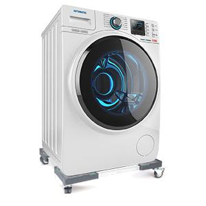 Rolling stand for washing machine