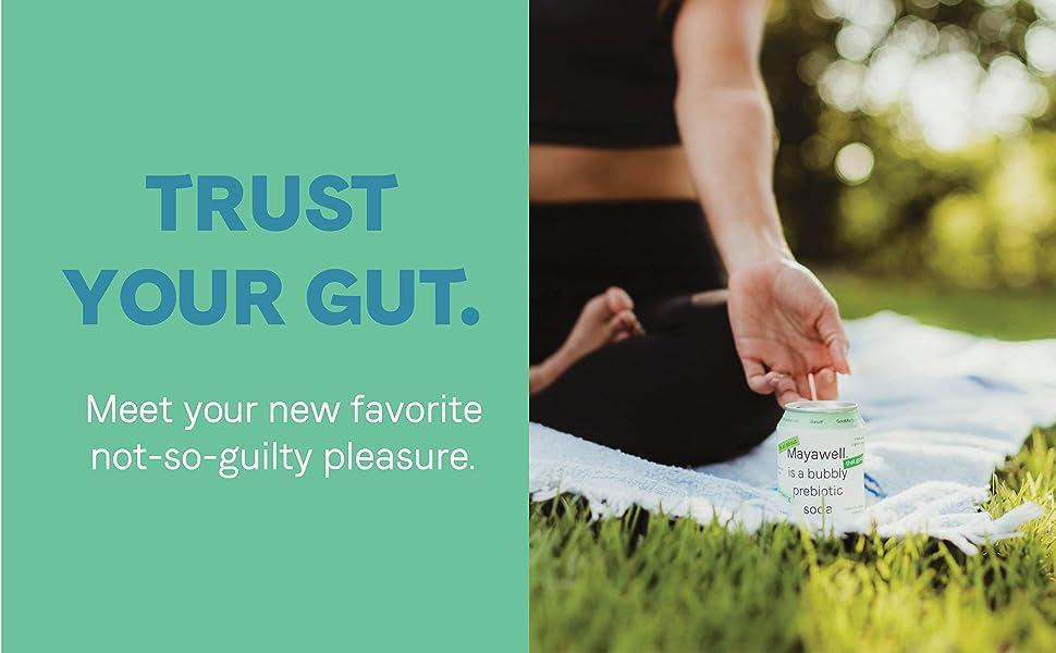 Gut health - Mayawell