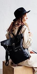 Backpack Harlem Black