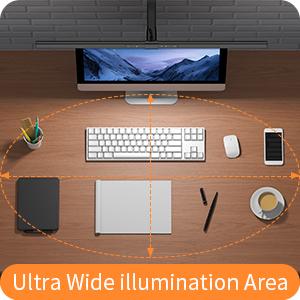 ultra wide desk lamp